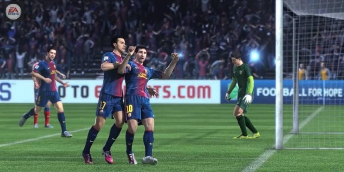 EA Sports presenta su nuevo motor y anuncia sociedad con Microsoft #XboxReveal