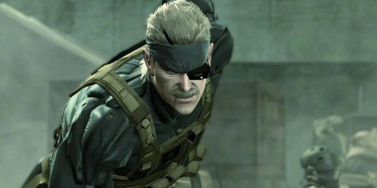 Sony estaría en pláticas con posible director para filme de Metal Gear Solid