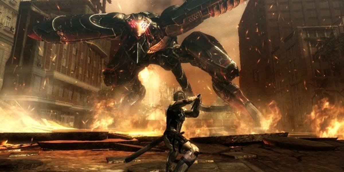 Ya hay fecha para las misiones de Realidad Virtual de Metal Gear Rising: Revengeance