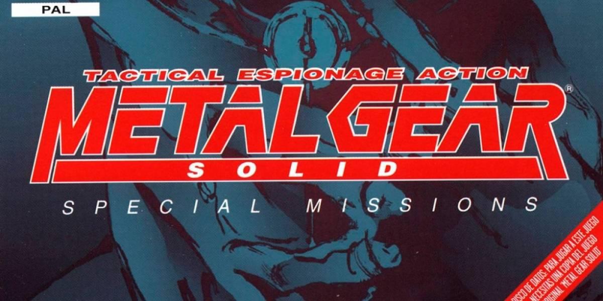 Metal Gear Solid: VR Missions podría resurgir en PlayStation