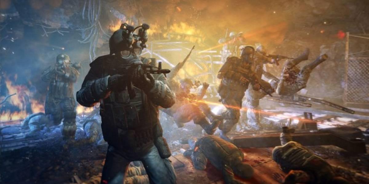 Nuevo tráiler de Metro: Last Light nos muestra las facciones y tácticas de combate