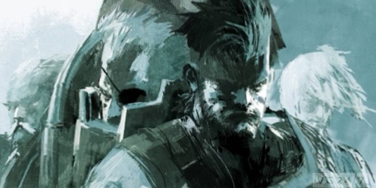 Kojima explica por qué Metal Gear Solid: The Legacy Collection no llegará a Xbox 360