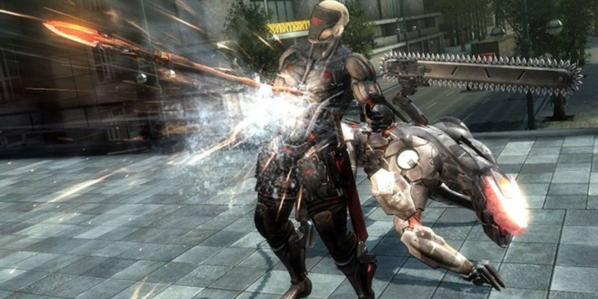 Nuevo DLC de Metal Gear Rising: Revengeance aparecerá en mayo