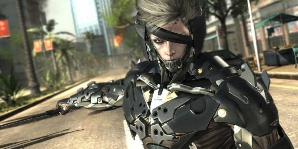 Ya está disponible la demo de Metal Gear Rising: Revengeance en Xbox Live