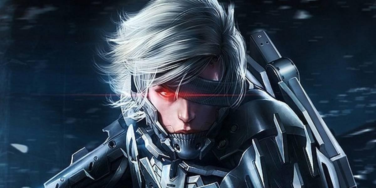 Metal Gear Rising: Revengeance recibirá misiones de realidad virtual como DLC