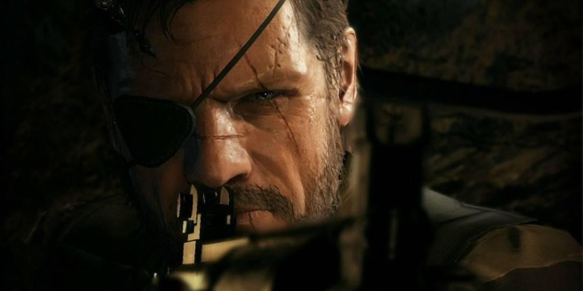 Metal Gear Solid V tendrá misiones generadas por los usuarios y multijugador #E3