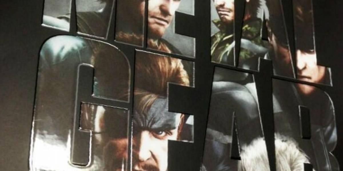 Konami confirma oficialmente Metal Gear Solid: The Legacy Collection