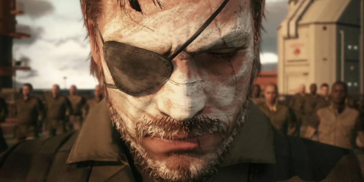 Mañana se transmitirán 30 minutos de Metal Gear Solid V: The Phantom Pain