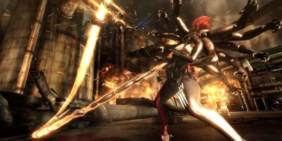 Nuevo tráiler de Metal Gear Rising: Revengeance nos presenta a los enemigos
