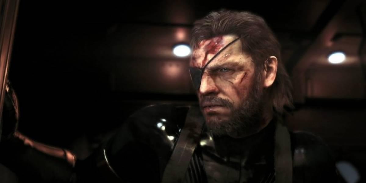 Metal Gear Solid V podría tener integración con SmartGlass y Kinect