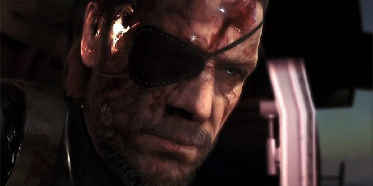 Kojima anuncia Metal Gear Solid V: The Phantom Pain para Xbox 360 y PlayStation 3 (Actualizado con videos)