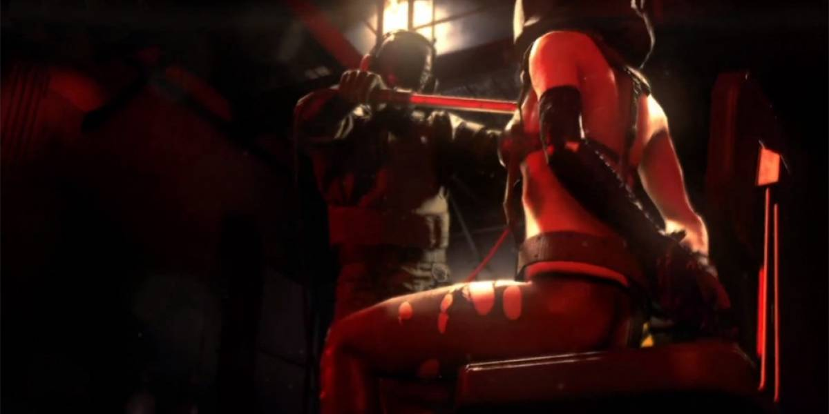 Escena de tortura de Metal Gear Solid V: The Phantom Pain no será jugable