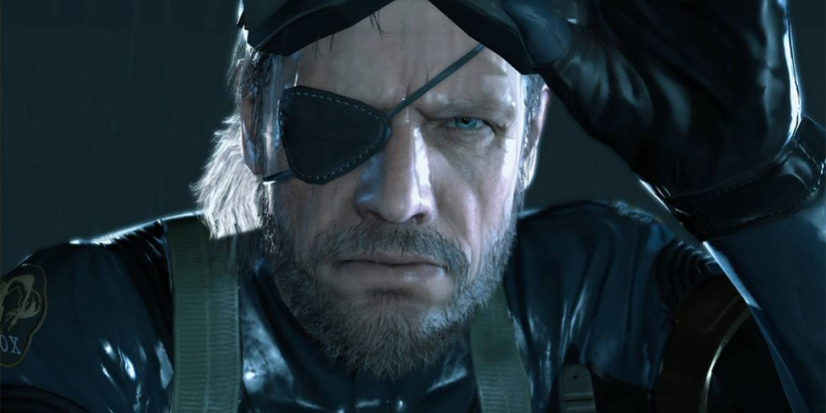 Cinco minutos de Metal Gear Solid V: The Phantom Pain en un nuevo tráiler #E32014