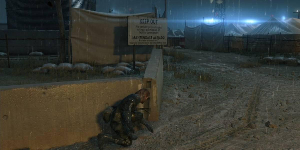 MGS V: Ground Zeroes se puede completar en solo 10 minutos