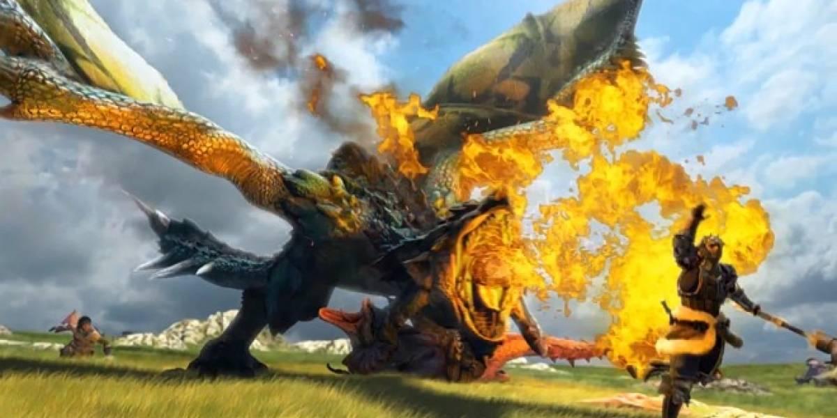 Capcom lanza nuevos videos de Monster Hunter 3 Ultimate