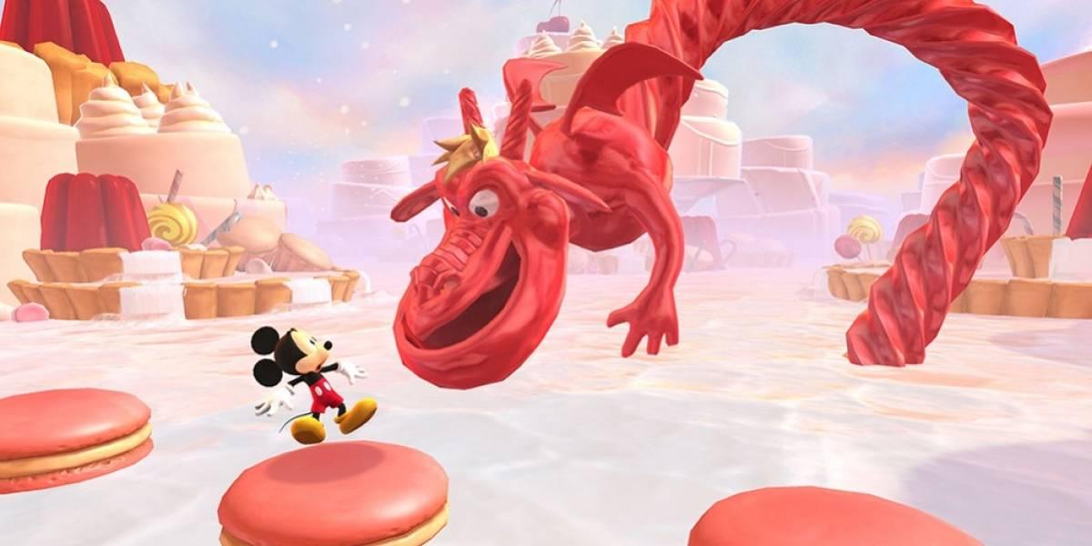 Castle of Illusion HD hace su debut en iOS
