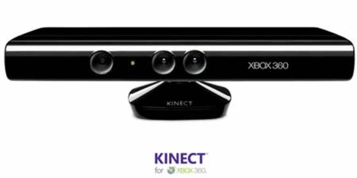 Microsoft Kinect ya fue hackeada