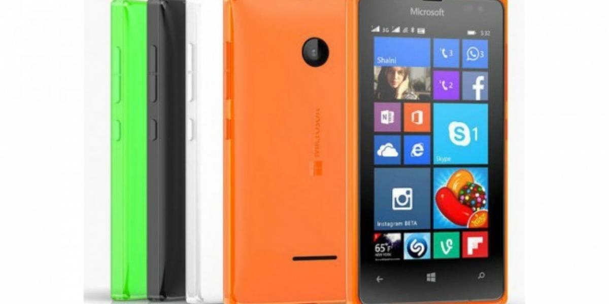Microsoft lanza el Lumia 532 preparado para Windows 10