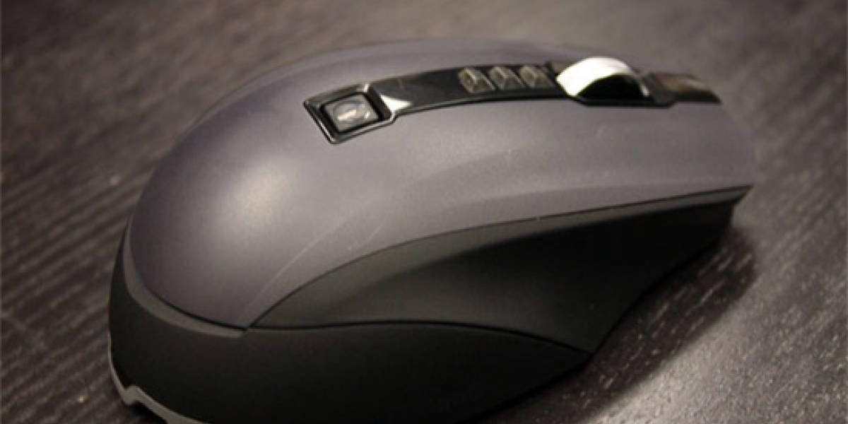 Microsoft SideWinder X8: BlueTrack llega a los mouse gamer