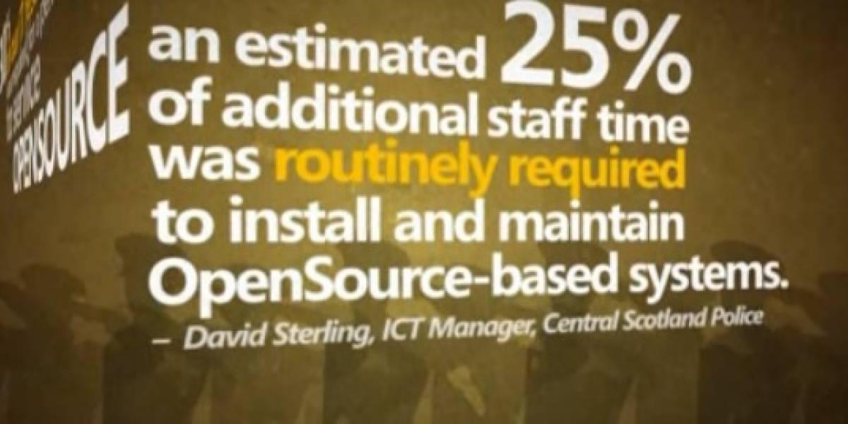 Microsoft lanza bomba contra OpenOffice y luego quita la mano
