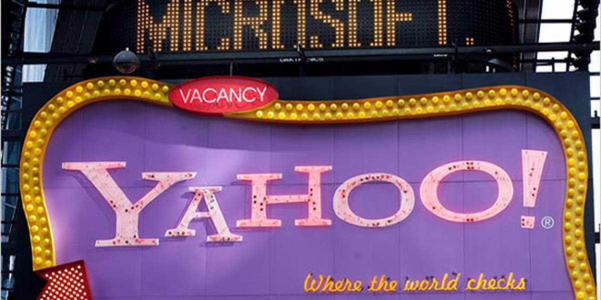 Microsoft ofrece USD$44.6 mil millones por Yahoo!