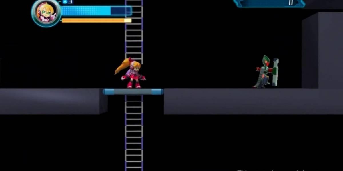 Comcept presenta nuevo video con jugabilidad de Mighty No. 9
