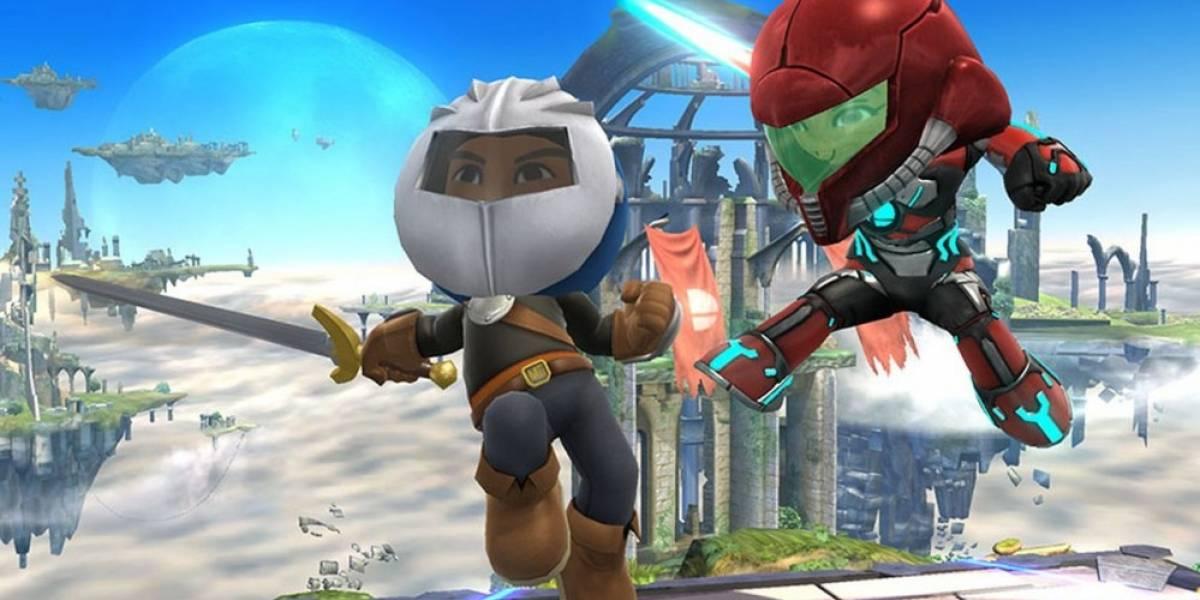 Super Smash Bros. permitirá disfrazar a los Mii como personajes de Nintendo
