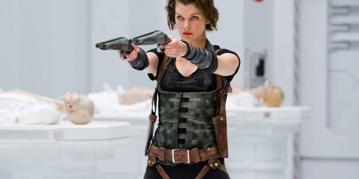 Resident Evil: The Final Chapter sería la última película de la franquicia