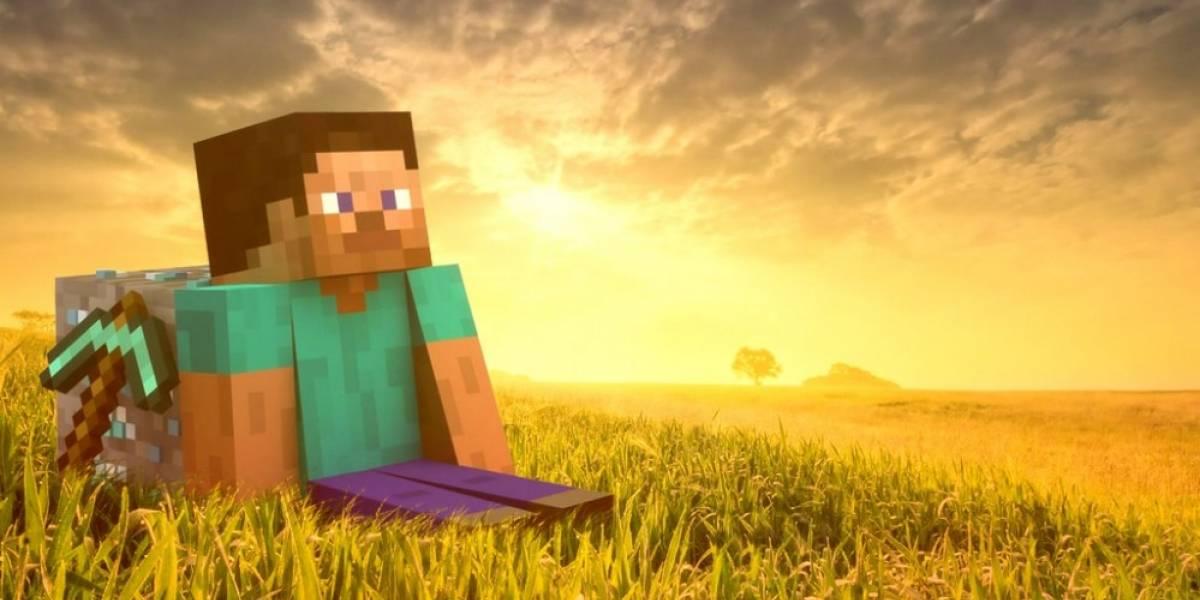 La película de Minecraft ya es una realidad