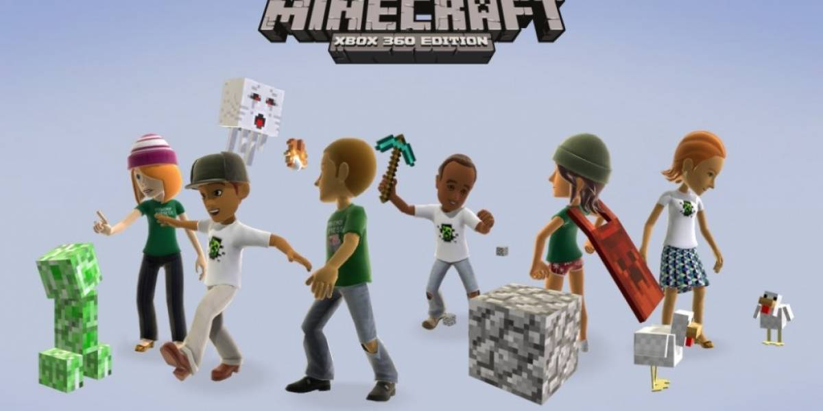 Minecraft Xbox 360 Edition suma más de 12 millones de unidades vendidas