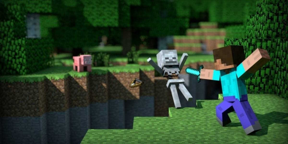 Minecraft estará disponible en PS3, PS4 y PS Vita [gamescom 13]