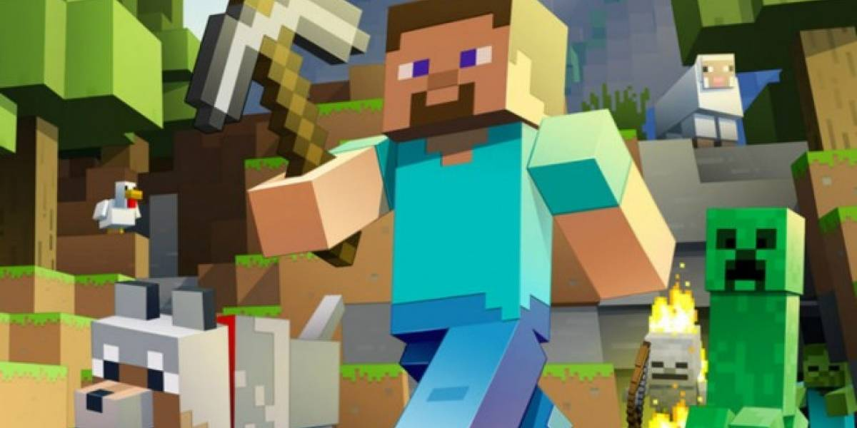 Minecraft finalmente llega a Windows Phone