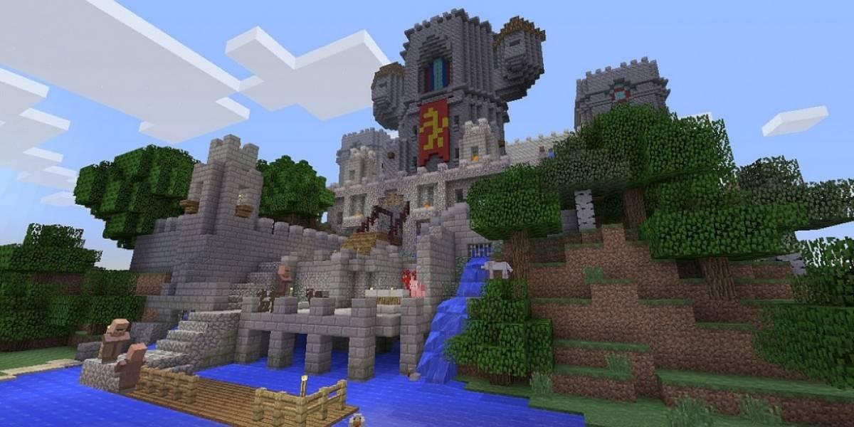 Minecraft llega el 17 de diciembre a PlayStation 3