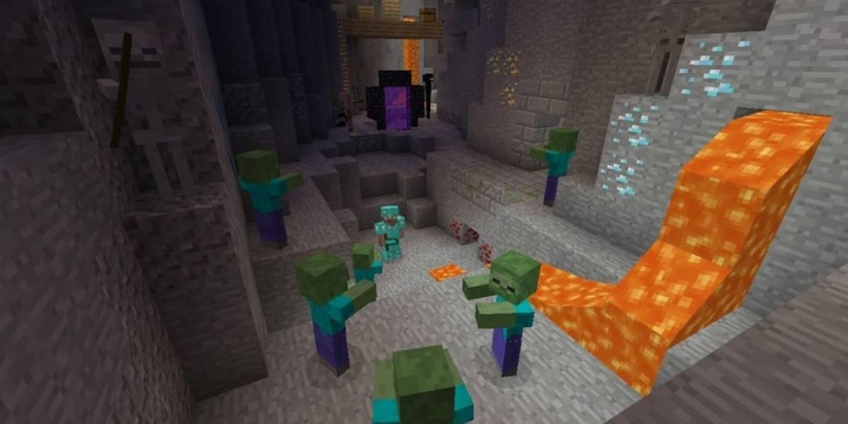 Minecraft en Blu-ray llegará a PS3 en mayo