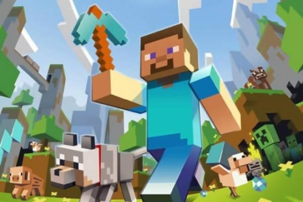 Línea Año Continúa De Minecraft CreciendoEstrenará Juguetes Este wnvN0mOy8P