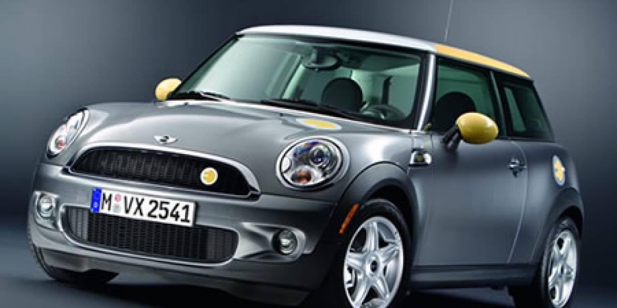 BMW presenta la versión eléctrica del Mini