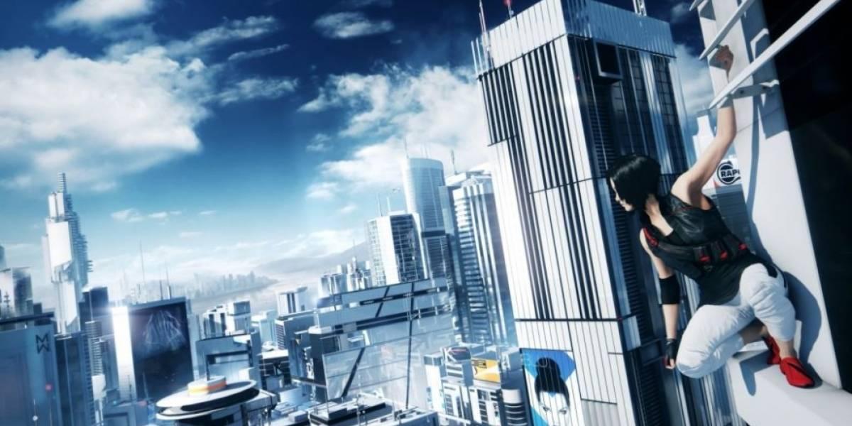 EA: El concepto del nuevo Mirror's Edge sólo es posible en la nueva generación
