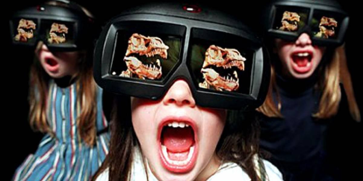 Cine 3D en la casa, el próximo paso de Blu-ray