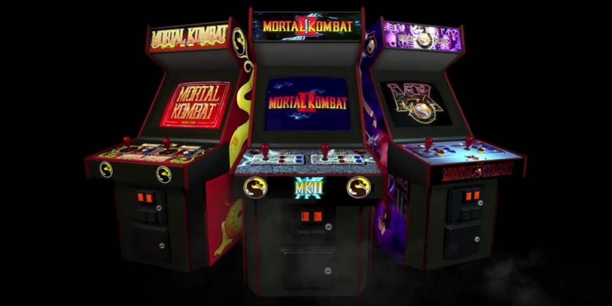 Mortal Kombat Arcade Kollection y otros más se suman al Humble WB Games Bundle
