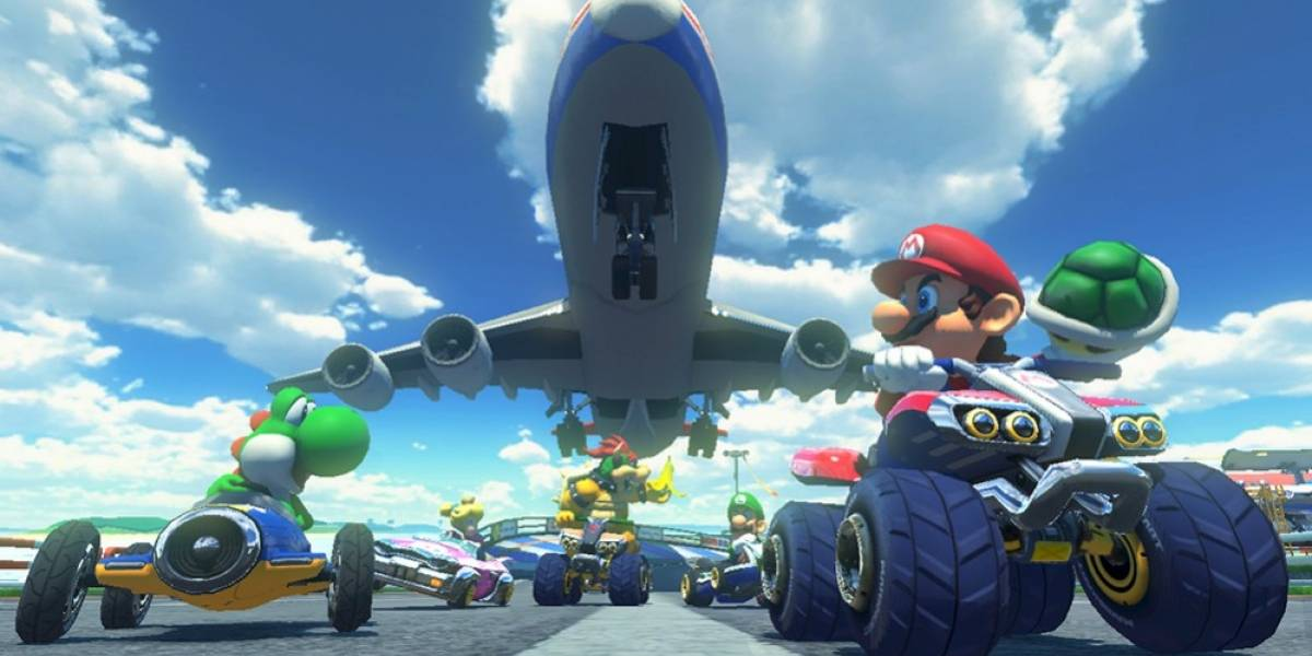 Mario Kart 8 [NB Labs]