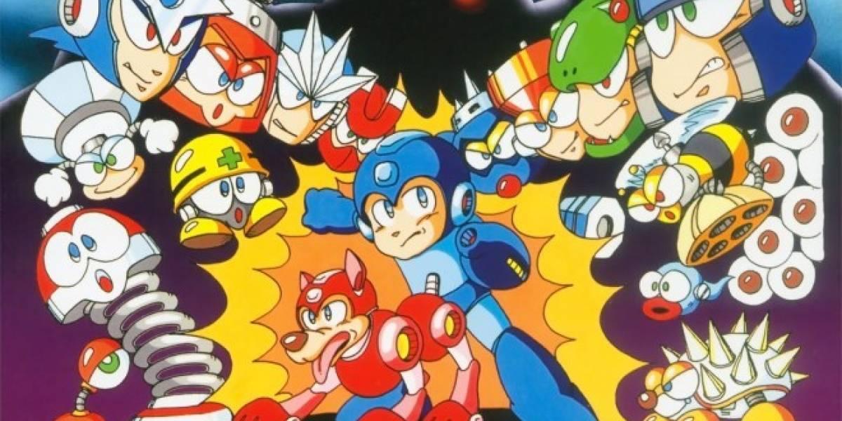 Ya está a la venta la banda sonora de Mega Man 3