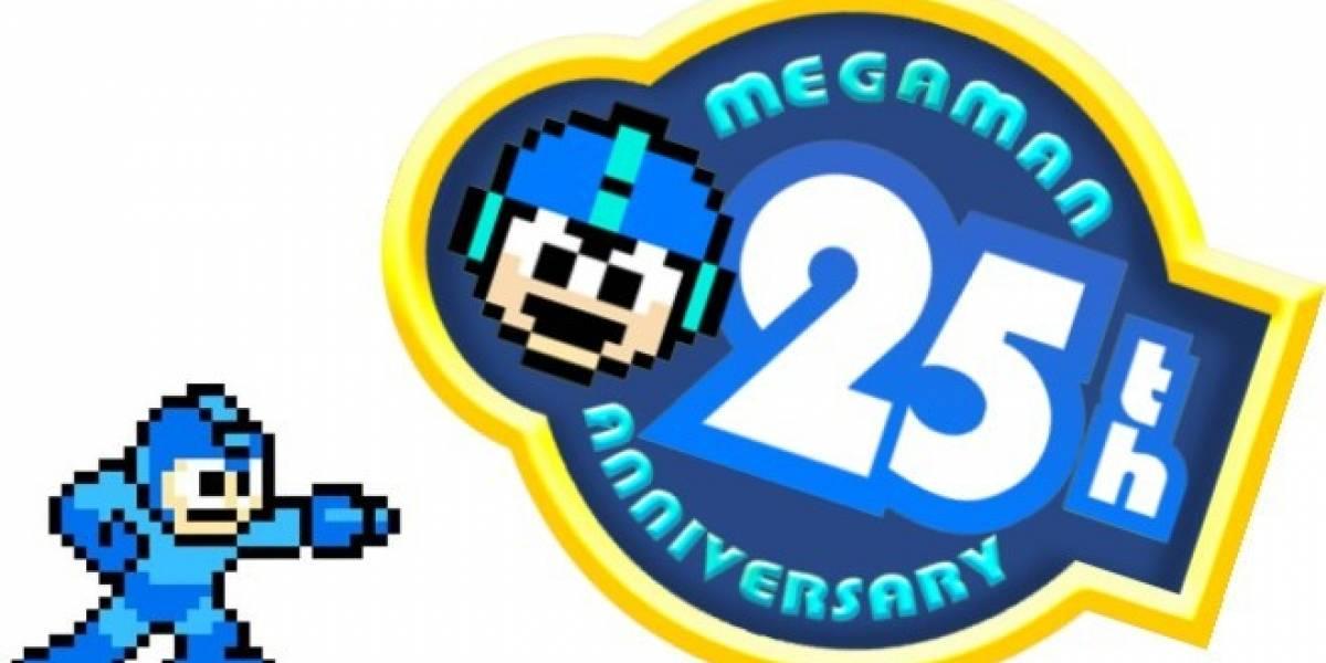 NB Aniversario: 25 años de Mega Man