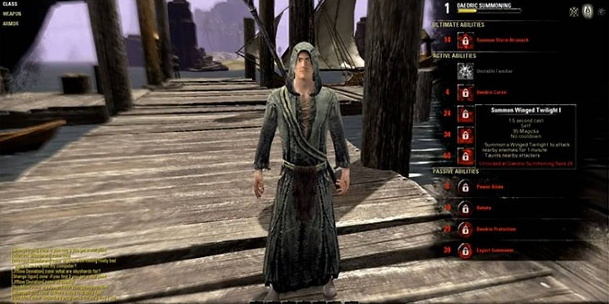 Mira los primeros 20 minutos de The Elder Scrolls: Online antes que ZeniMax los borre