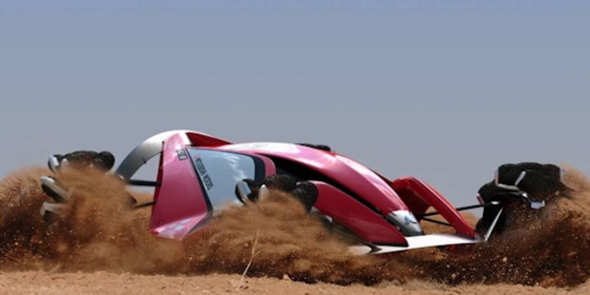 Mitsubishi MMR25, soñando un vehículo para el 2025