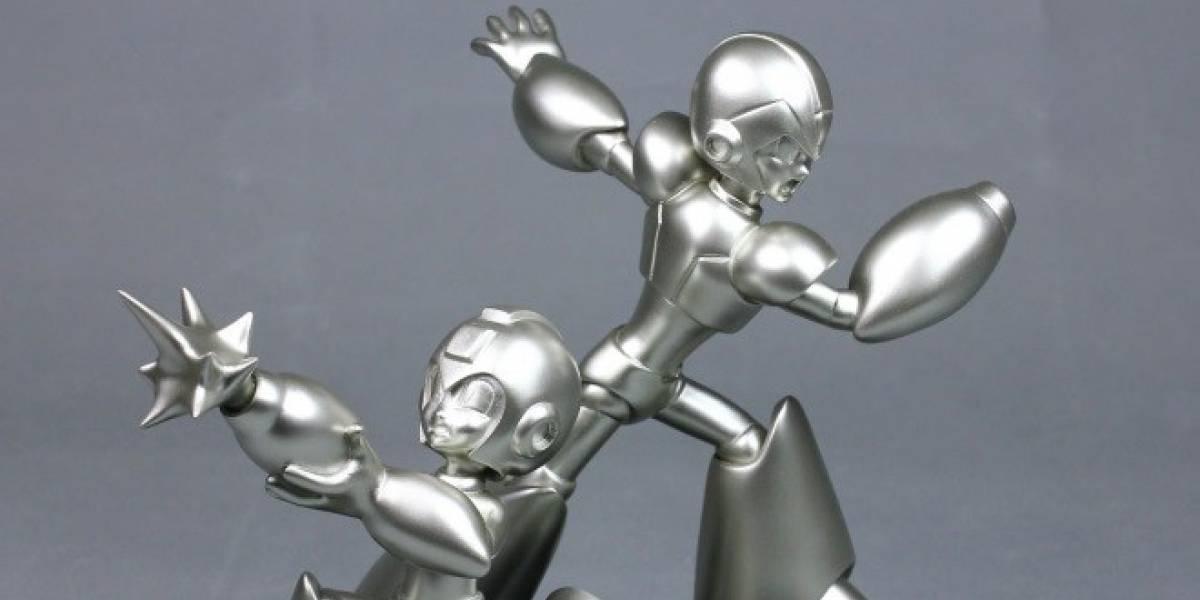 Capcom lanzará estatua especial con motivo del vigésimo quinto aniversario de Mega Man