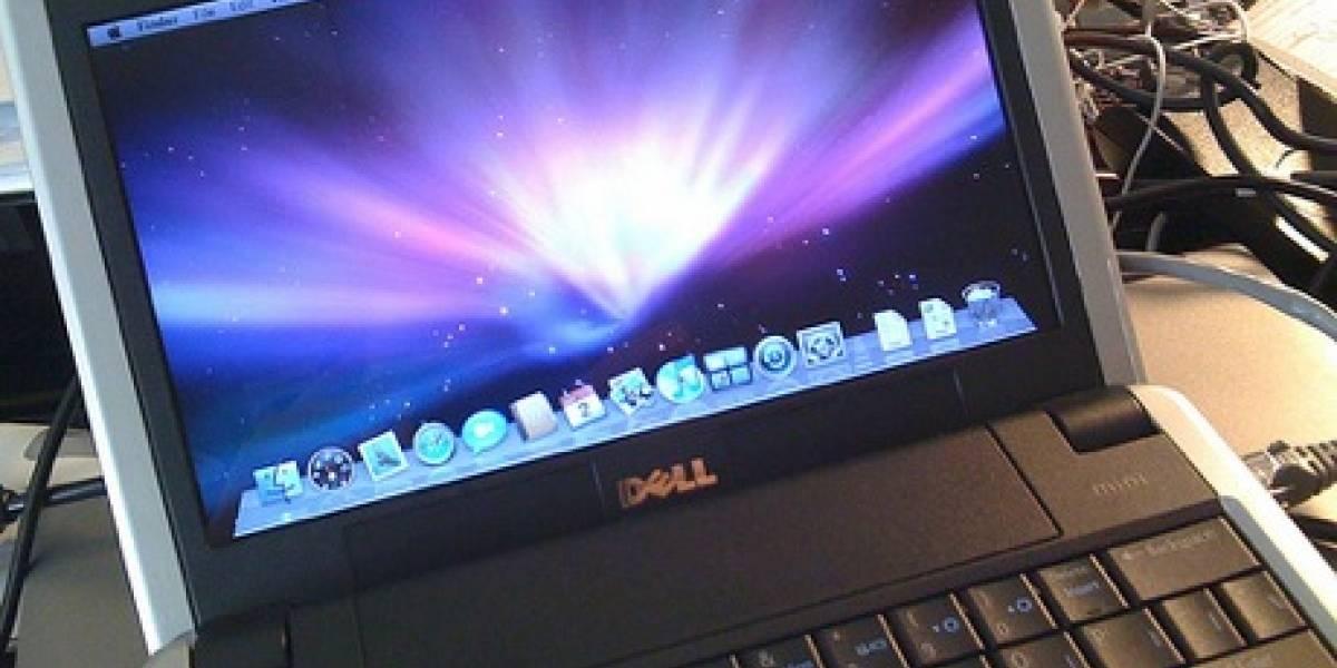 Dell Inspiron Mini 9 corriendo Mac OS X