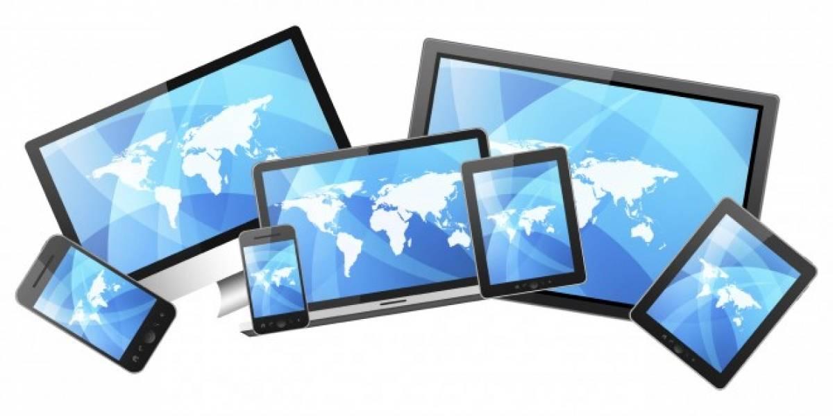 Ventas de dispositivos móviles crecerán en Chile