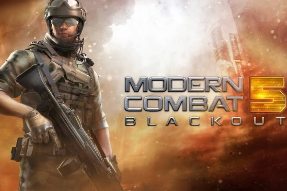 Modern Combat 5 recibe importante actualización y ahora es free to play