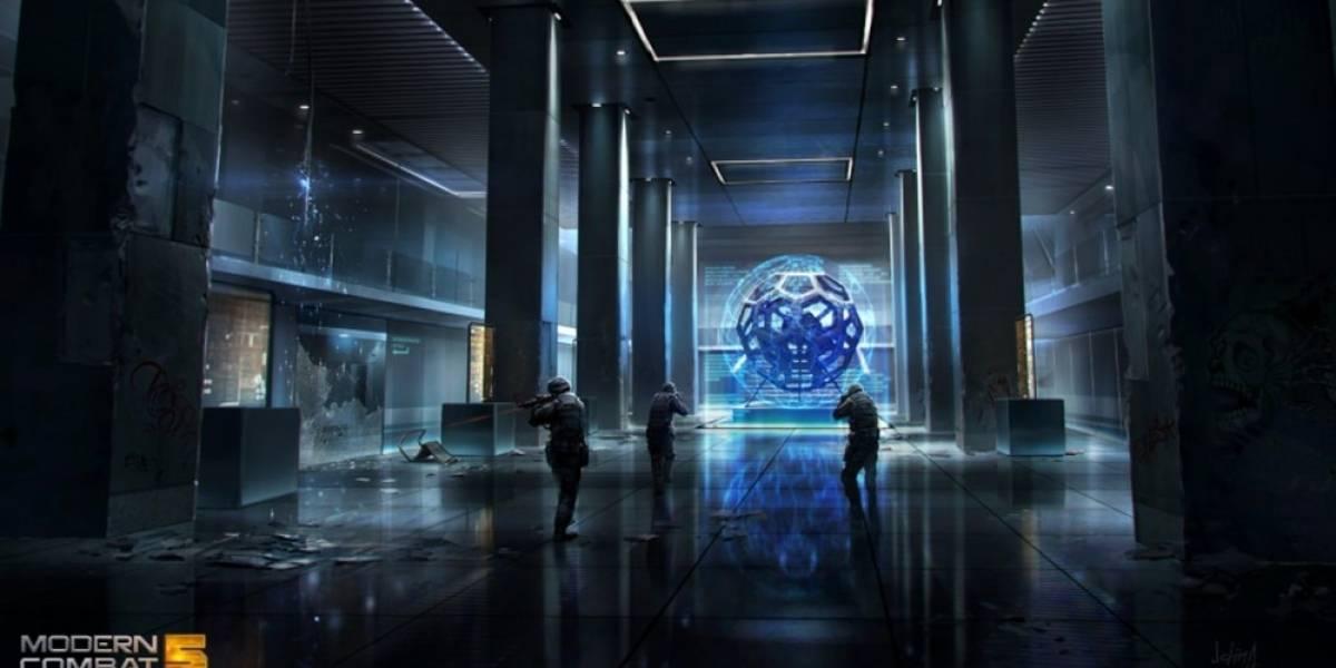 Gameloft invita jugadores a evento de Modern Combat 5, uno de ellos lo piratea