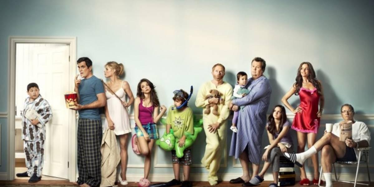 Capítulo de Modern Family fue grabado íntegramente con iPhone